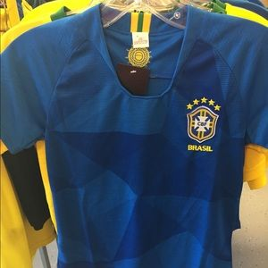 Other - Brazil world cup away youth uniform